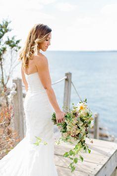 Erin McGinn Photography, Jennie Kay Beauty Salon, Newport RI wedding, Newport wedding, Newport salon, bridal hair, bridal updo, bridal braids, braided updo, romantic bridal hair, bridesmaids hair