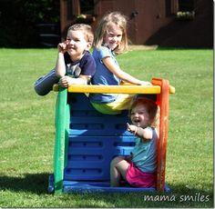 Summer fun with kids!