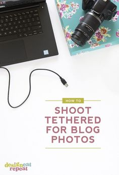 Learn how to tether your camera to Lightroom so that your photos appear directly on your computer screen while shooting! @Dell @Intel @DellXPS