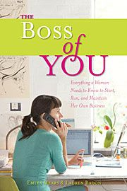 @laurenbacon & @emiramears    great book for entreprenuers and self-employed small business owners.