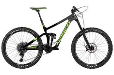Norco Range C72 2017 Mountain Bike Black Green EV277854 8560 1_Thumbnail