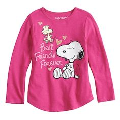 c26451668d Toddler Girl Jumping Beans® Peanuts Snoopy   Woodstock
