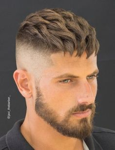 Coolest Mens Tapered Haircut Mens Hairstyles 2018 – Home Design Hairstyles Haircuts, Haircuts For Men, Balding Hairstyles, Medium Hair Styles, Curly Hair Styles, High Fade Haircut, Medium Fade Haircut, Tapered Haircut, Great Hair