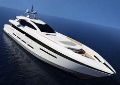 58m Francesco Paszkowski #superyacht design