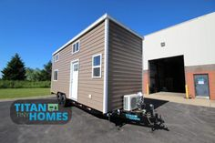 New 24 Ft. Everest Model from Titan Tiny Homes