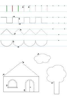 Apprendre l'alphabet ; exercice ludique (1) | Feuilles de ...