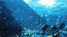 Extreme Exploring: Amazing Underwater Ruins