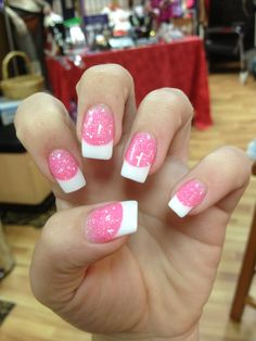 Ahhh! Love thisssss! Next time I go to get my nails done Ima ask if they can do…