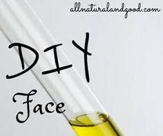 DIY Face Serum