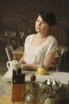 mary margaret's house in once upon a time--best house ever