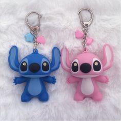 Lelo And Stitch, Lilo Y Stitch, Cute Stitch, Disney Stitch, Cute Polymer Clay, Cute Clay, Polymer Clay Crafts, Lilo And Stitch Quotes, Fun Crafts