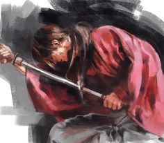 Rurouni kenshin - Twitter Search Girls Anime, All Anime, Anime Art, Kenshin Le Vagabond, Era Meiji, Takeru Sato, Otaku Mode, Rurouni Kenshin, Samurai Art