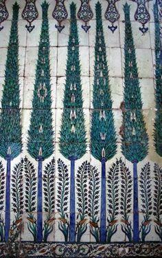 Türk süsleme sanatlarında bitkisel motifler ve kompozisyonlar - Page 2 - agaclar.net