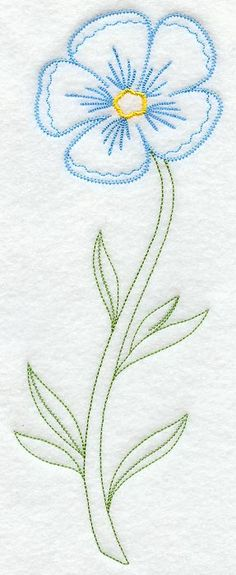 Paper Embroidery Patterns Machine Embroidery Designs at Embroidery Library! - New This Week Paper Embroidery, Learn Embroidery, Silk Ribbon Embroidery, Vintage Embroidery, Floral Embroidery, Cross Stitch Embroidery, Chinese Embroidery, Custom Embroidery, Machine Embroidery Designs