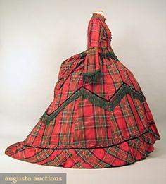 Dress 1871 Augusta Auctions - OMG that dress!