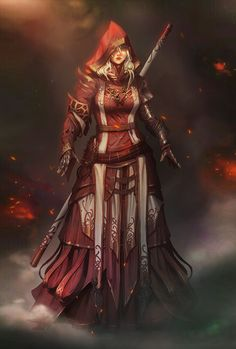 Larian Studios LLC is raising funds for Divinity: Original Sin 2 on Kickstarter! An epic RPG with turn-based combat, cooperative/competitive multiplayer; sequel to Divinity: Original Sin, GameSpot's PC Game of Fantasy Character Design, Character Concept, Character Art, Concept Art, Dungeons And Dragons Characters, D D Characters, Fantasy Characters, Fantasy Figures, Fantasy Women