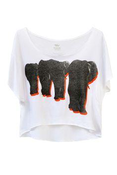 elephants! I want this