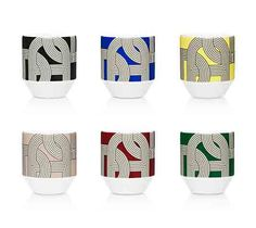 Herm��s Rallye 24 Tableware. Inspired by the world of motor racing ...
