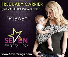 $40 Sling-Style Baby Carrier Now $12.99 Shipped!   MomsWhoSave.com  #deals #baby