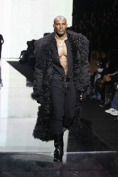 The FIRST male supermodel...