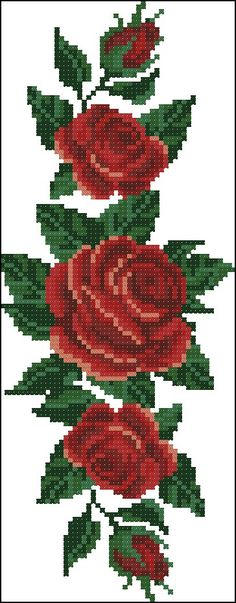 Thrilling Designing Your Own Cross Stitch Embroidery Patterns Ideas. Exhilarating Designing Your Own Cross Stitch Embroidery Patterns Ideas. Cross Stitch Rose, Beaded Cross Stitch, Cross Stitch Borders, Cross Stitch Flowers, Cross Stitch Charts, Cross Stitch Designs, Cross Stitching, Cross Stitch Embroidery, Cross Stitch Patterns