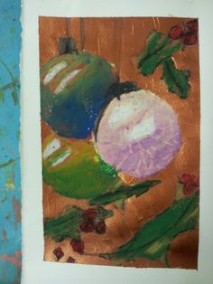 some good baubles from Monday's 4:30 art club at Faux Arts