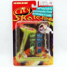 """SCOOTKC - 8"""" Razor Scooter Keychain (12pks @ $1.15/pk)"""
