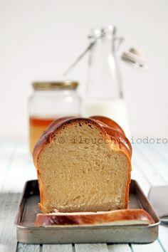 il cucchiaio d'oro » Pan brioche al miele