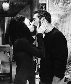 Shirley and Paul: Hollywood beatnik beauties