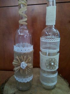 Mis botellas