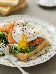 Eggs Benedict with Smoked Salmon: Benedict Goes to Norway from 'Sweet Paul Eat & Make'