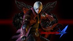 Image detail for -Devil May Cry Wallpaper #13   HD Game Wallpapers   High Quality Game ...
