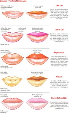 Liner for your own lips get in the myx this season at myxfusions com