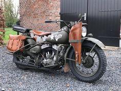 """Risultati immagini per Harley-Davidson WLA """"Liberator"""""""