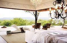 #Molelo Suite © Molori Safari Lodge. Travel+Style #Luxury lodge in South Frica