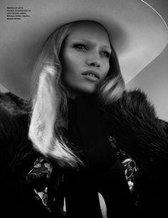 l'aventurière: hana jirickova by txema yeste for numéro #155 august 2014