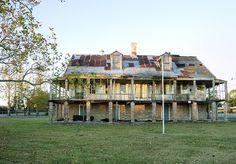 louisiana plantation home