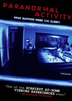 Paranormal Activity - Review: Paranormal Activity (2007) is a 1h 26-min rated R independent American found footage… #Movies #Movie