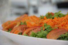 My fresh salad! Yummy :)