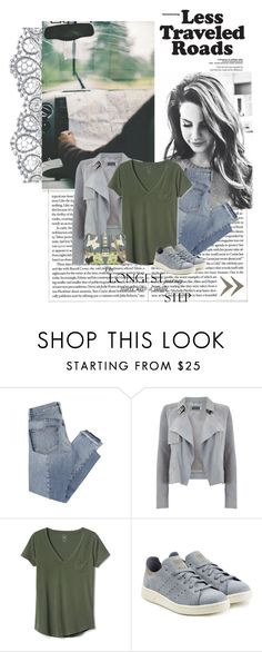 """US Road Trip"" by seafreak83 on Polyvore featuring Mix Nouveau, Mint Velvet, Gap, adidas Originals and Valentino"