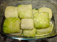 Vegetarian Recipes, Healthy Recipes, Polish Recipes, Slow Food, Kitchen Recipes, Food Dishes, Cabbage, Food And Drink, Meat
