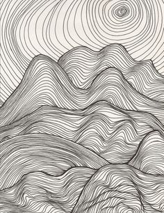 Sharpie Drawing 2013. By Clover J. Van Compernolle. Based on a drawing I saw on the internet.