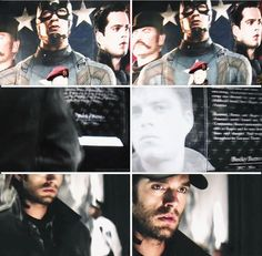 Do you ever just cry those deep down Winter Soldier tears?  #nonagenariansupersoldierfeels