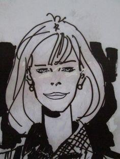 Périples Secrets, Hugo Pratt, Casterman, disponible sur entre-image.com Hugo Pratt, Male Grooming, Fun Comics, Art Studies, Maltese, Black Art, Cartoons, San, Paintings