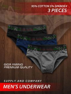 men's underwear design