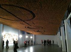 ceiling crop circles