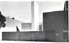 El Eco, México, DF 1953 Diseño: Mathias Goeritz Architectural Director: Luis Barragán