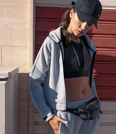 Ćwiczenia na zdrowy kręgosłup, które powinieneś wykonywać każdego dnia Jogging, Pilates, Cardio, Rain Jacket, Windbreaker, Health, Sports, Jackets, Fashion