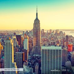 Love New York.  #itravel2000 and #Discover America.