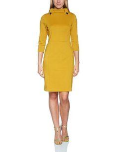 APART Fashion-Jerseykleid-curry Von APART Fashion (Nur noch in Gr. 38 zu haben) Preis:EUR 89,90 Shopping auf www.ademia.eu